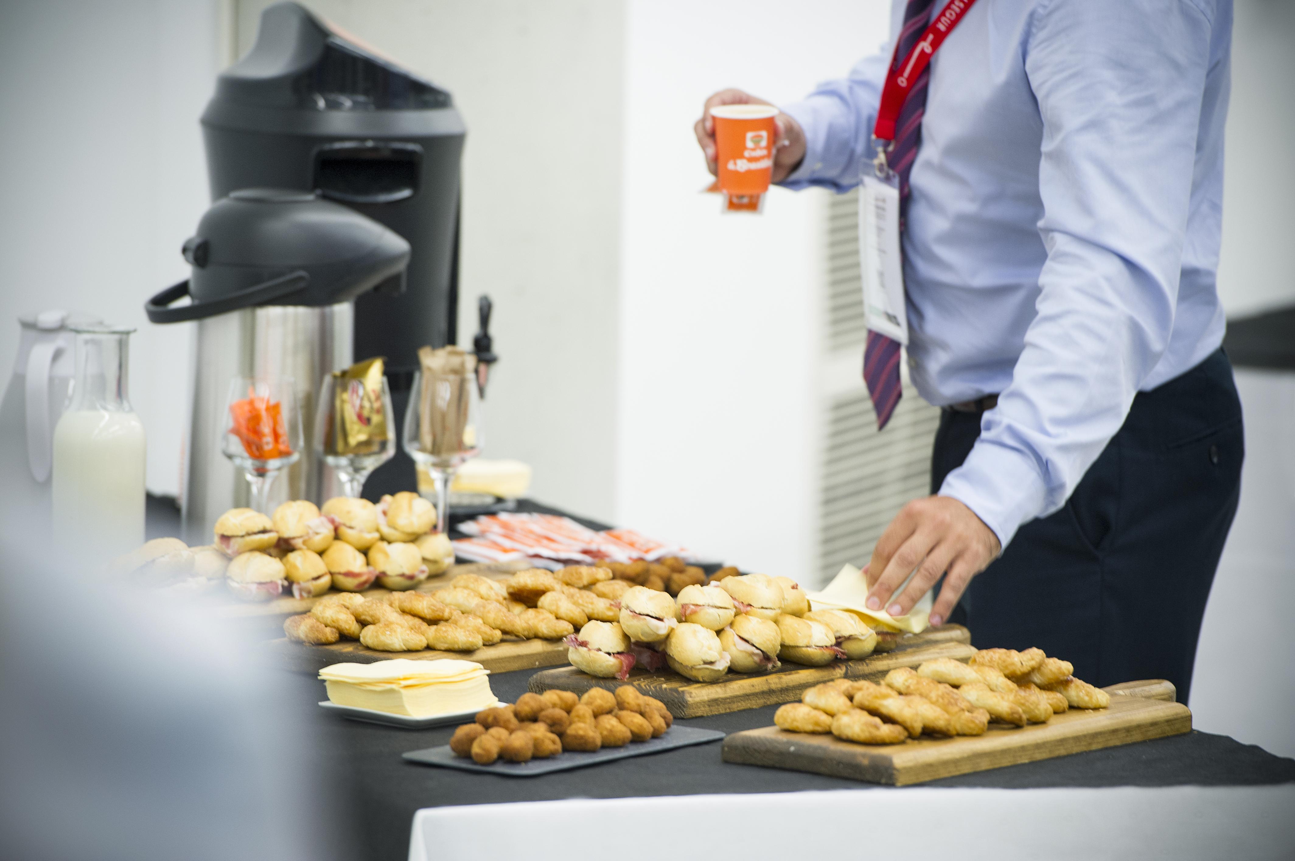 perretxiCo catering, coffe break