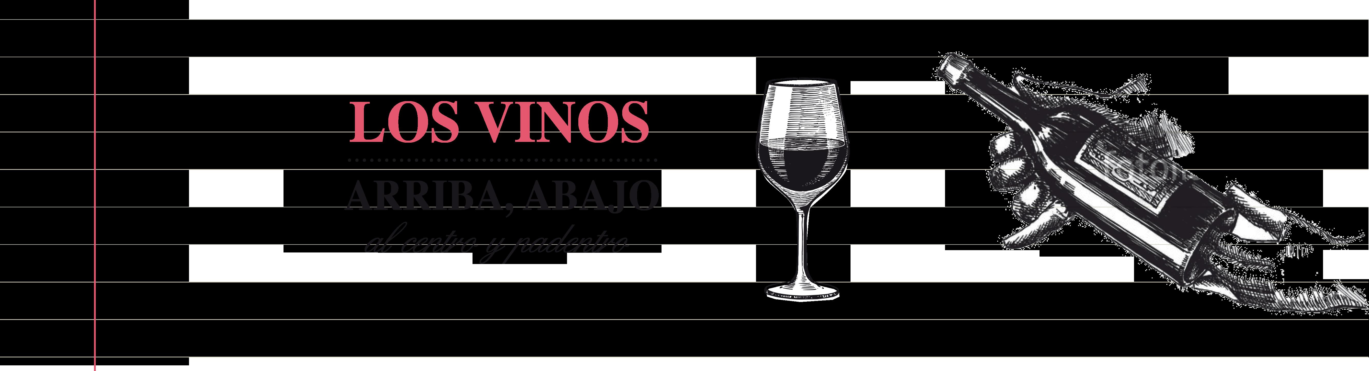 carta de vinos perretxiCo