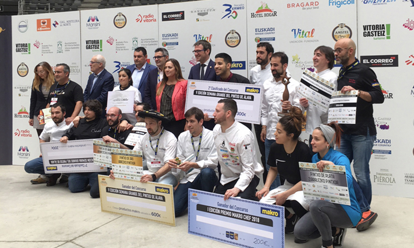 perretxiCo premio a la excelencia en Vitoria-Gasteiz
