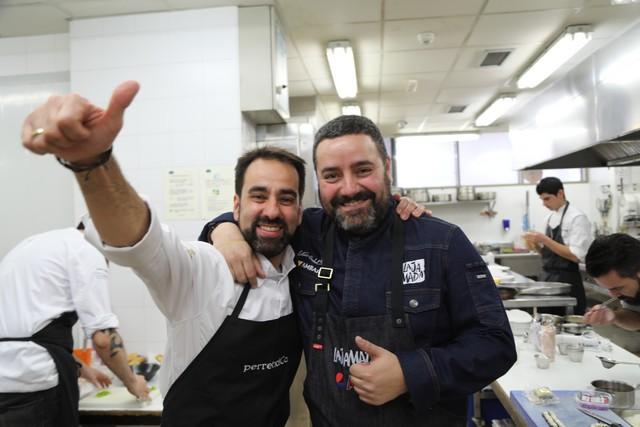 finalistas concurso cocidos españa perretxiCo Josean merino