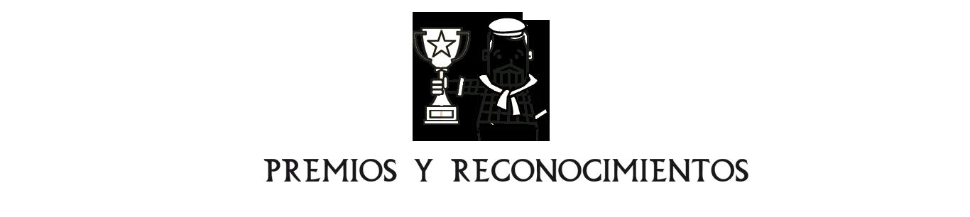 premios y reconocimientos perretxico