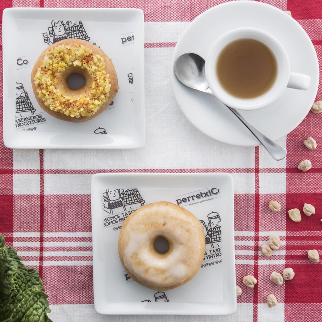 donut de cocido perretxiCo